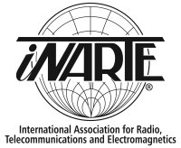 International Association for Radio Telecommunication Electromagnetics Logo